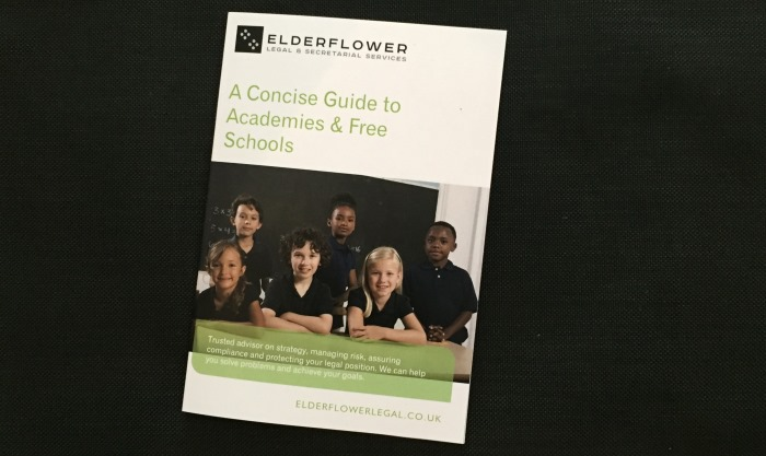 A Concise Guide to Academies & Free Schools by Elderflower Legal