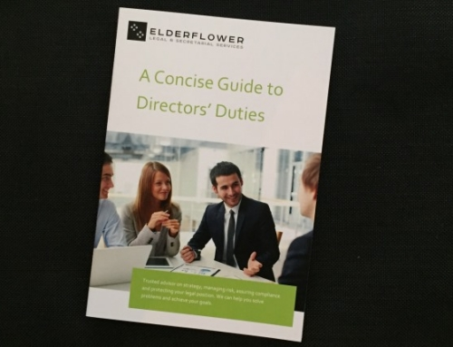 A Concise Guide to Directors' Duties